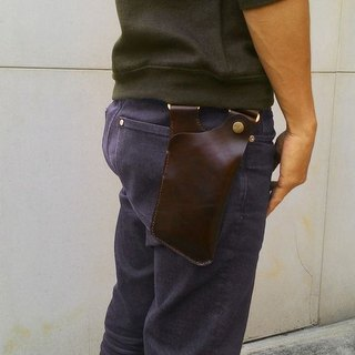 Western-Mobile phone case/bag (customized to change the left hand for the type)