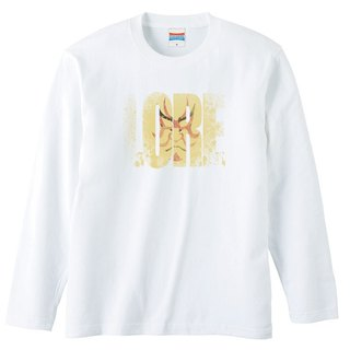 [Long sleeve T-shirt] LORE