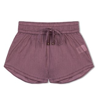 Reyan Shorts in Purple