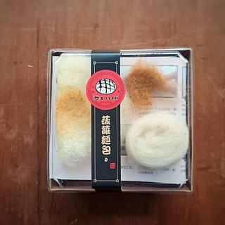 [Handmade wool felt] Chinese ancient early pineapple material package