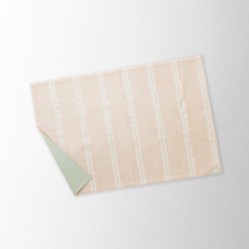 日本BRUNO 迷人的派對墊子 680*480mm (條紋粉)