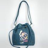 humming-墜入愛河囉! Embroidery Bucket Bag〈刺繡水桶包〉