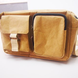 Washable Paper Hand Bag Shoulder Bag Bag purse tote shoulder bag Laptop bag  Bag Washable Kraft Paper