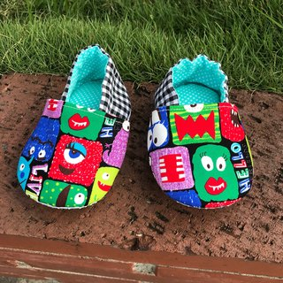 Little Monster toddler shoes