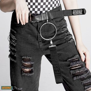 OUTER SPACE industrial metal belt