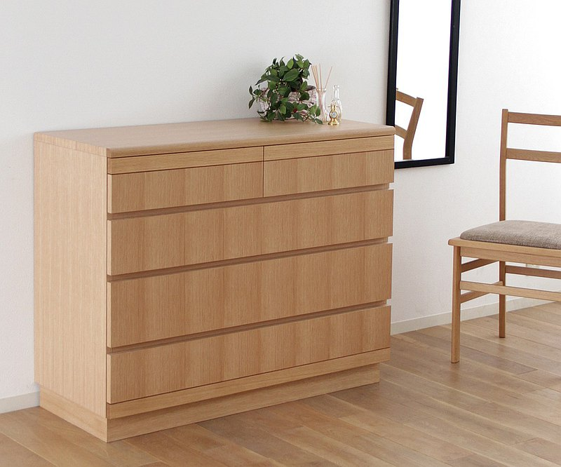 Asahikawa Furniture Mabelto Ko SILKY Chest