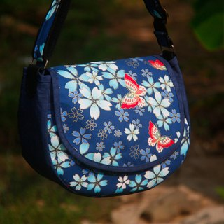 Love Earth Handmade Bags* Casual Side Backpacks | Choose Your Favorite Fabric