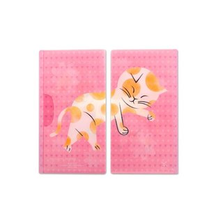 Japanese Prairie Dog Antibacterial Mask Clip - Kitten
