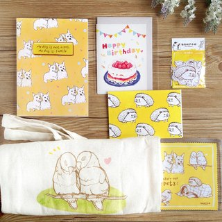 【Gift Set】Stationary / Friendship / Parent-Child Gift Sets