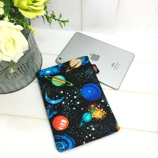 ✎ steepest iPad | Trance Planet | plate bag / flat bag / tablet protective sleeve / Tablet Case | iPad mini2 ~ 4 Universal 7.9 inches