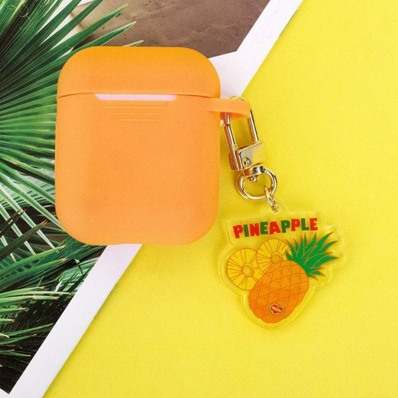 Fruit Holiday Key Ring B Pineapple