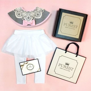 PUREST Barbie Princess / Silver Treasure Box Dress Up Gift Set / Baby Moon / Birthday / Gifts Preferred