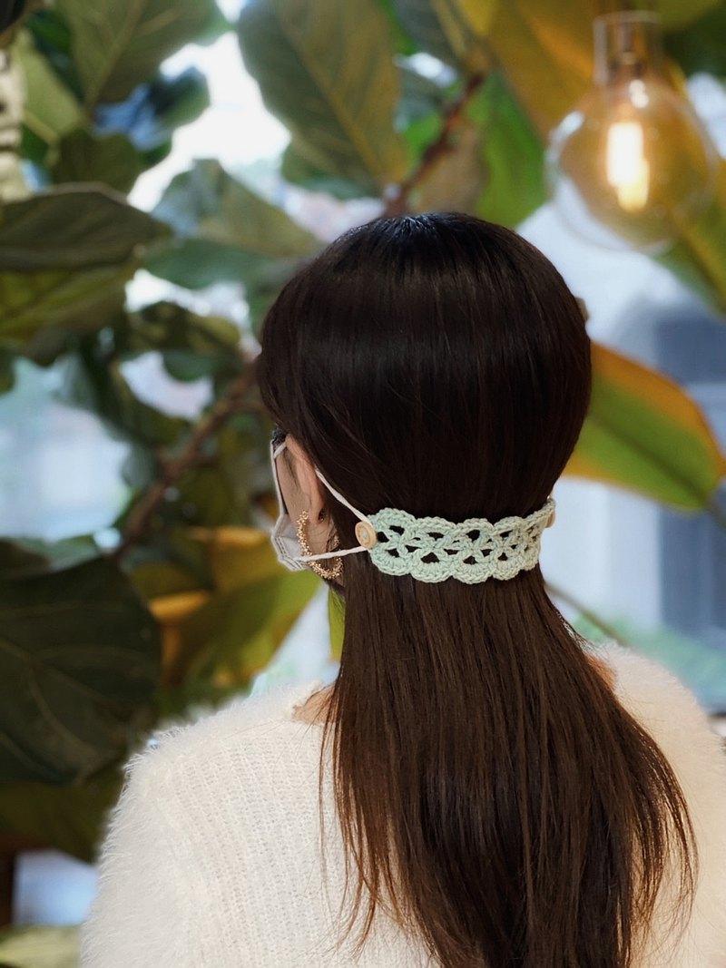 縷空款-口罩減壓帶 口罩延長帶 減緩耳朵痛