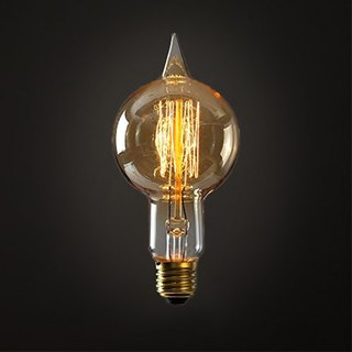 Retro ‧ Edison ‧ Tungsten Bulb ‧ Raytheon (A) Bulb │Good Form‧ Good Shape