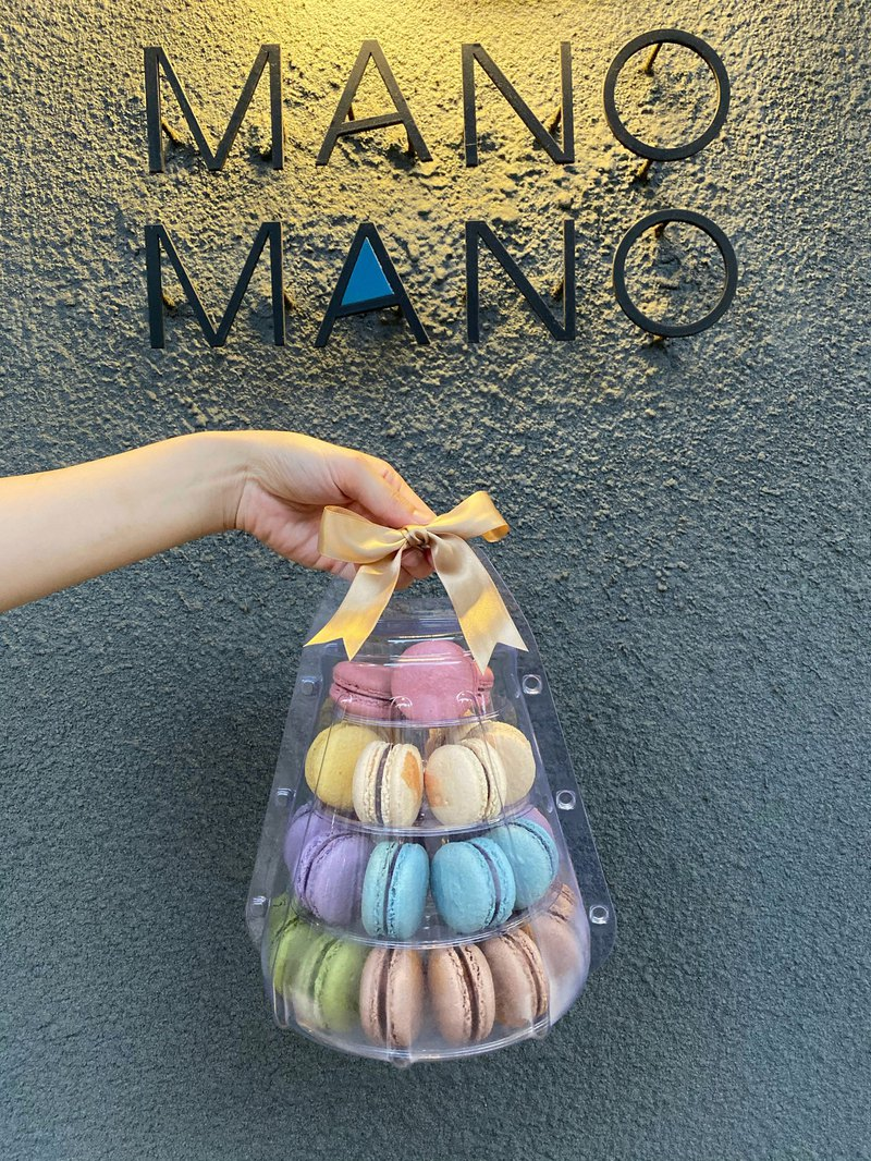 [Ces't Si Bon! The beauty of taking away] Macaron Tower