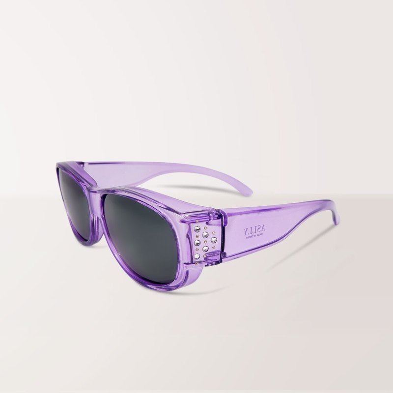 Full Cover│Plunge│Colorful UV400 Polarized Sunglasses