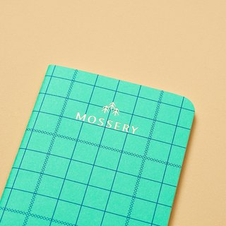 Grid Pocket Notebook