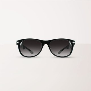 Star│Pilot black sunglasses