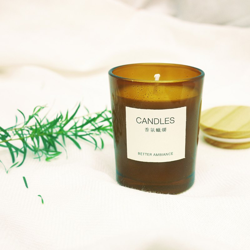 Island Forest Essential Oil Candles