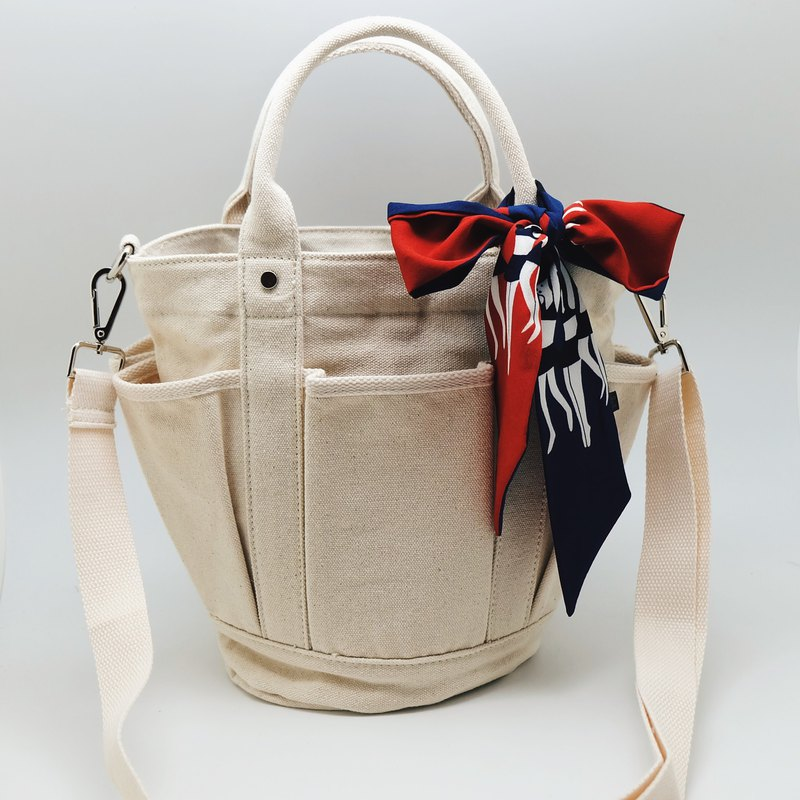Canvas Function Handbag