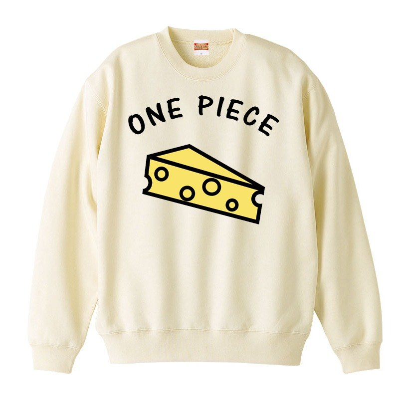 [Sweat] one piece (CHEESE) 2