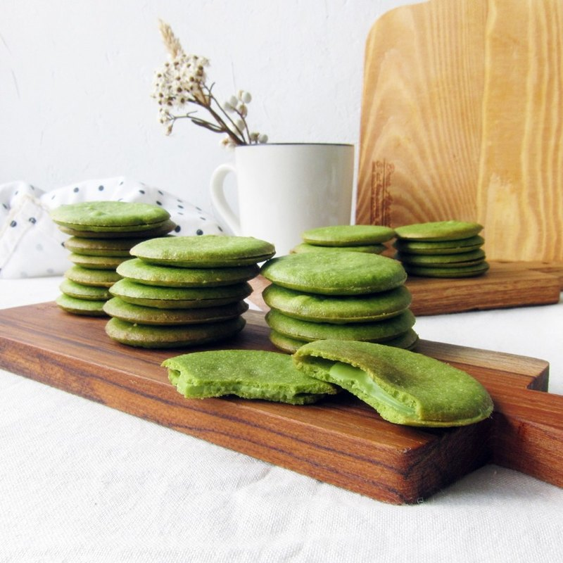 Seasonal Limits - Saco Lovers - Matcha Slices