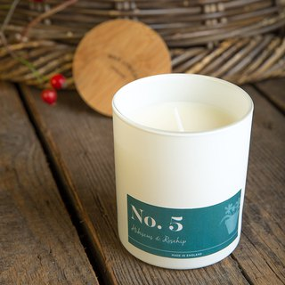 English Candle HomeScenter Hibiscus and Rose Hips
