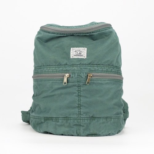 RuckSack Locke bag - green wilderness
