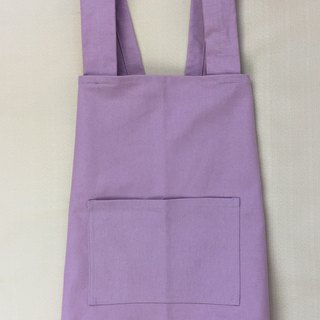 Va apron series mother's good helper Shantou violet