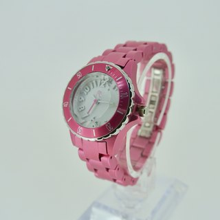 [CATCH Ultra-light's series] Colorful bracelet watch - Pink