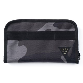 【Pack n' Go】Passport Holder - Camo (PU264)