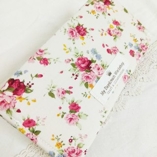 My Daydream Workshop floral cute retro pastoral long folder / wallet / purse