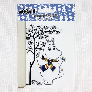 Moomin 噜噜米 authorization - modeling switch stickers (01)