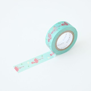 livework-Piyo paper tape (single) - flamingo, LWK53282