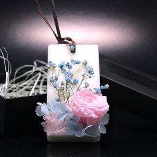 Pastoral Rose fragrant brick home fragrance series wedding small objects gift sketch