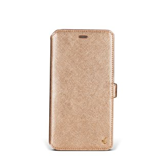 STORYLEATHER spot i8 Plus / i7 Plus (5.5 inch) Style 08072 hard shell side turn leather case