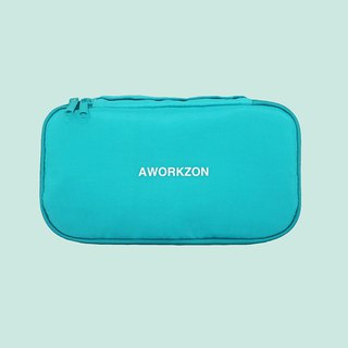 190 green | multi-function ultra-light storage bag universal storage bag pencil case
