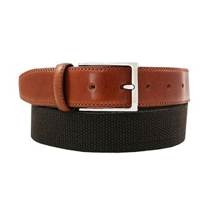 LAPELI │ BELGIUM loose fabric belt - plain little coffee