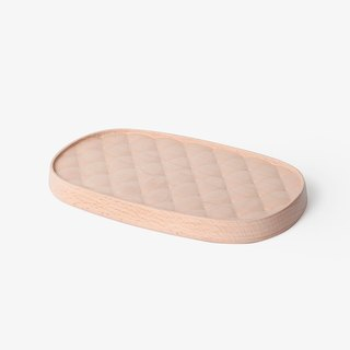 [Wood] Pana Objects classic Ling grid - jewelry storage tray L