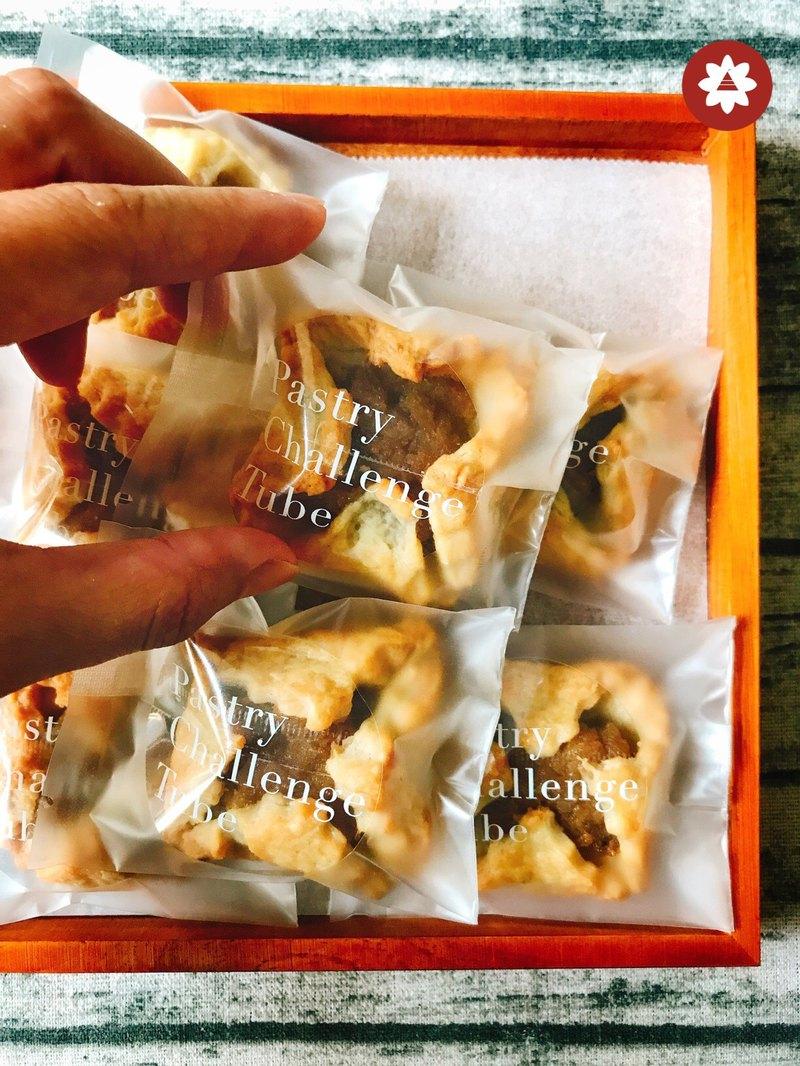 義大利乾姊姊的蘋果派-純素