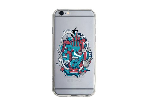 Graffiti Masters - Samsung S5 S6 S7 note4 note5 iPhone 5 5s 6 6s 6 plus 7 7 plus ASUS HTC m9 Sony LG G4 G5 v10 phone shell mobile phone sets phone shell phone case