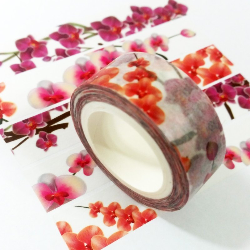 Sample Washi Tape Orchid