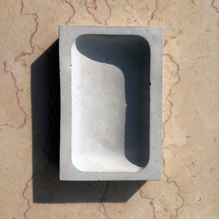 Cement tray - small