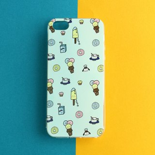 Iphone phone shell series <dessert>