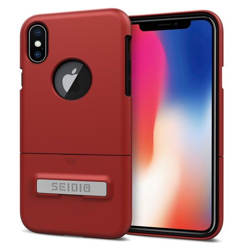 Will be stylish two-color protective shell / phone shell for iPhone X-passion-SURFACE ™ series