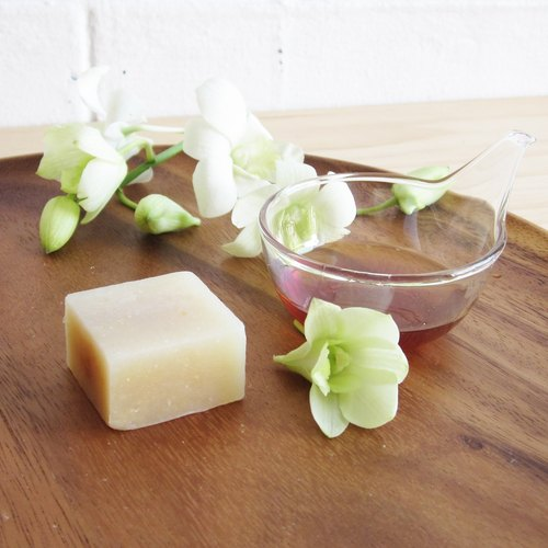 Handmade Thai Natural Scent Face Soaps 20g / 5pcs per 1 set
