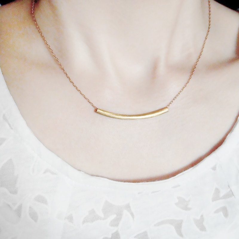 ♦ ViiArt ♦ ♦ cities zircon diamond necklace clavicle hair brass
