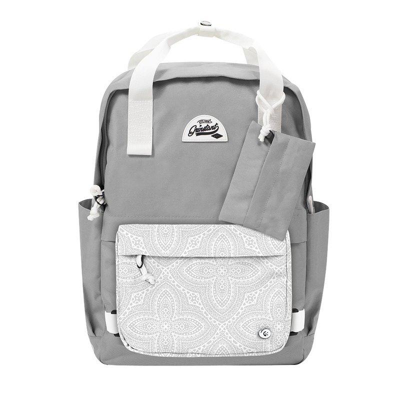 Grinstant Removable 15.6-inch Rear Backpack-Fantasy Series