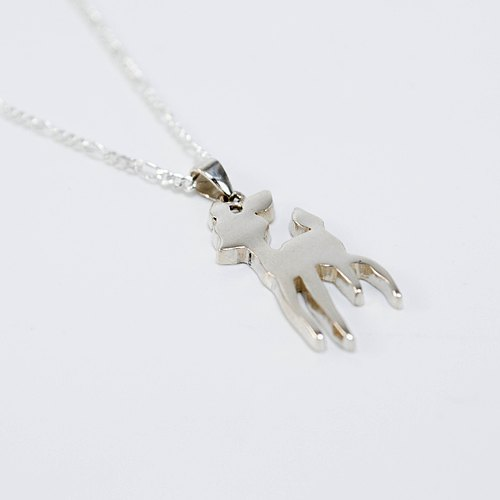zo.craft Bambi necklace / 925 silver