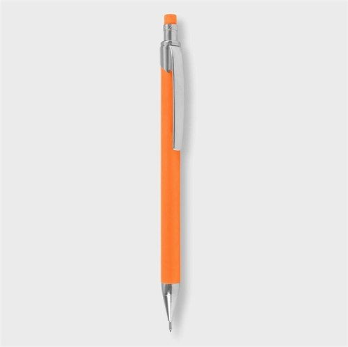 Graduation gift pencil box Swedish classic design Ballograf Swedish pen Rondo Soft 75731 orange bright orange automatic pencil 0.7 new listing free shipping in the ~